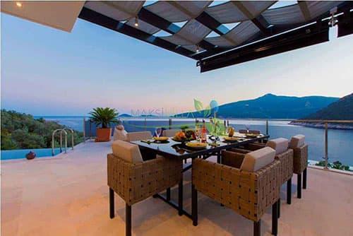 kiralık yazlık Villa Ocean