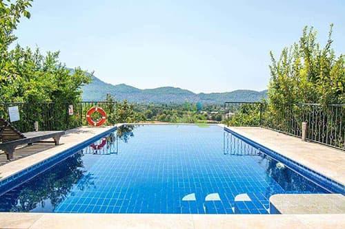 kiralık yazlık Villa Lavanta