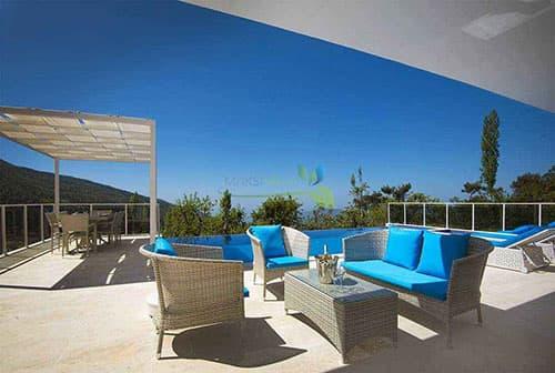 kiralık yazlık Villa Rudi