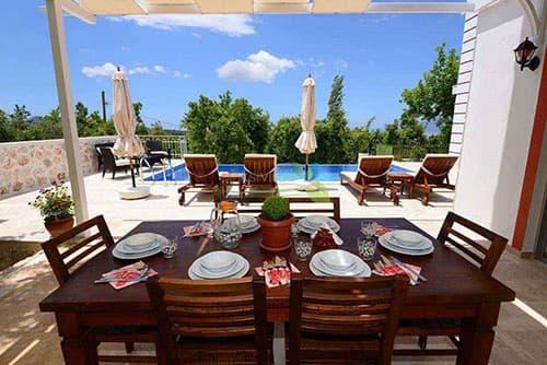 kiralık yazlık Villa Vita