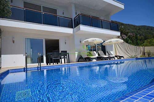 kiralık yazlık Villa Bodamya Park 1