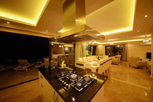 kiralık yazlık Villa Kral