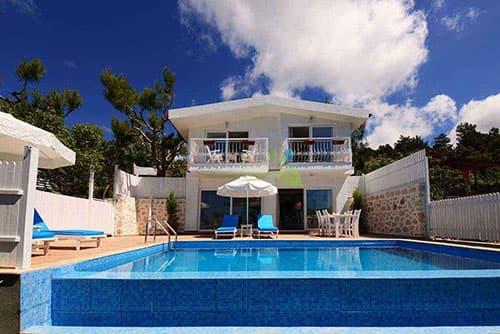 kiralık yazlık Villa Meli