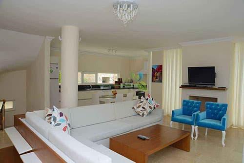 kiralık yazlık Villa Tuna