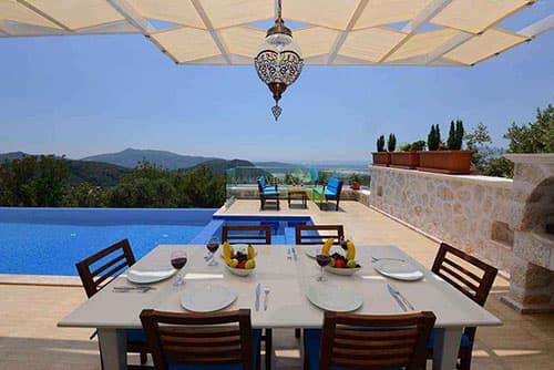 kiralık yazlık Villa Luna
