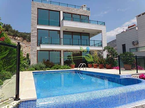 kiralık yazlık Villa Panora 1