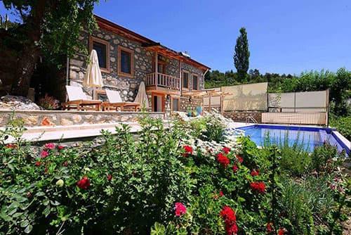 kiralık yazlık Villa Milat