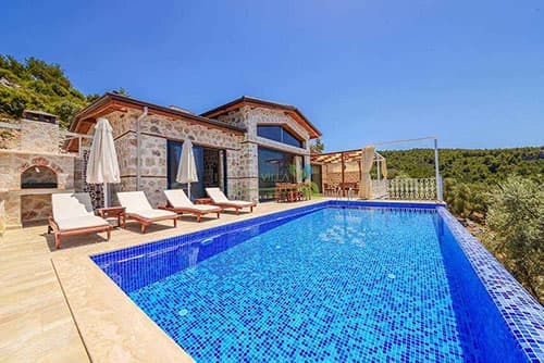 kiralık yazlık Villa Karen