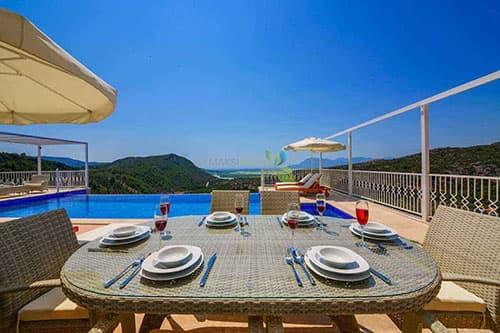 kiralık yazlık Villa Lina