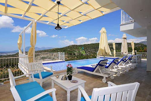 kiralık yazlık Villa Kaan