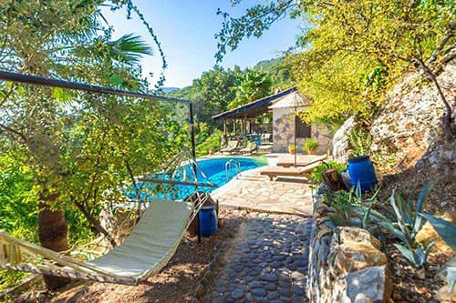 kiralık yazlık Villa Nova