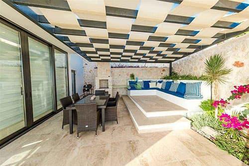 kiralık yazlık Villa Ausoleil