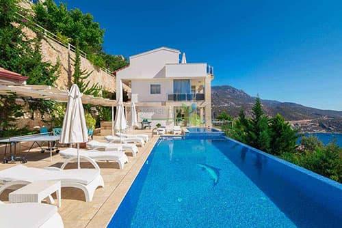 kiralık yazlık Villa Kayra