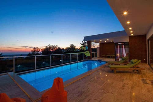 kiralık yazlık Villa Merve