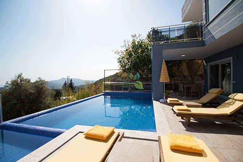 kiralık yazlık Villa Eftalya
