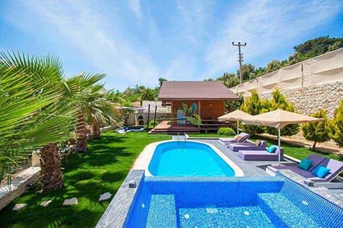kiralık yazlık Villa Amour