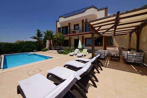 kiralık yazlık Villa Manavgatlı
