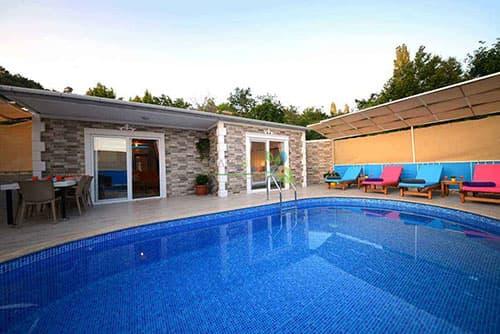 kiralık yazlık Villa Tamer
