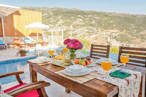 kiralık yazlık Villa Tepe