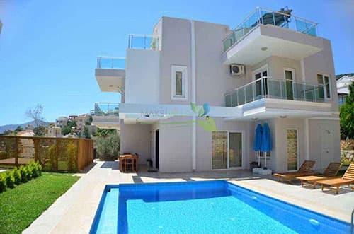 kiralık yazlık Villa Virpi 2