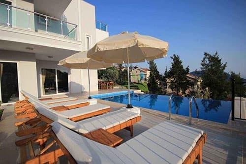 kiralık yazlık Villa Virpi 1