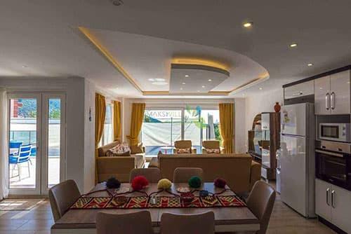 kiralık yazlık Villa Somon