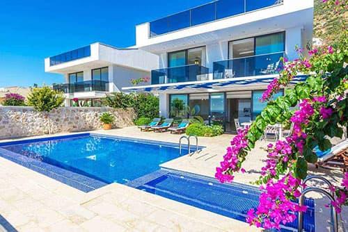kiralık yazlık Villa Moana
