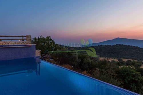 kiralık yazlık Villa Manzara