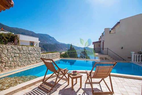 kiralık yazlık Villa Kumru