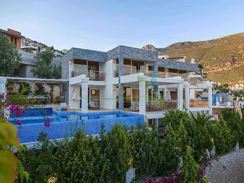 kiralık yazlık Villa Ada 2