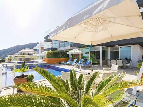 kiralık yazlık Villa Hecky