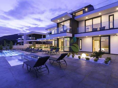kiralık yazlık Villa Vogue