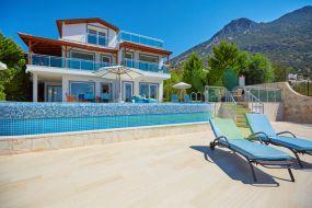 kiralık yazlık Villa Alkın