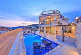 kiralık yazlık Villa Samira 2
