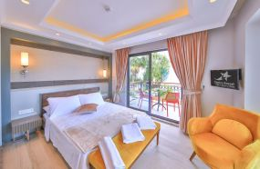 kiralık yazlık Villa Samira 3