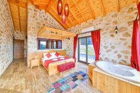 kiralık yazlık Villa Almon