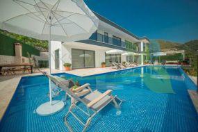kiralık yazlık Villa Miracle