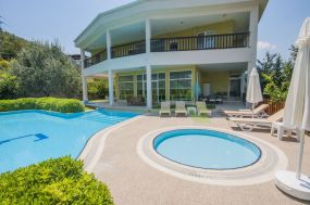kiralık yazlık Villa Tac Mahal