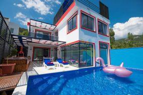 kiralık yazlık Villa Macera
