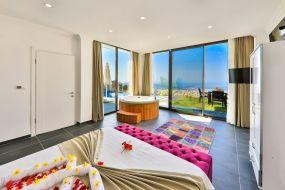 kiralık yazlık Villa Lapaz 4