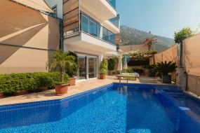kiralık yazlık Villa Melisa 1