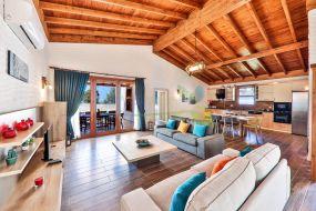 kiralık yazlık Villa Sunset 1