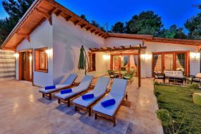 kiralık yazlık Villa Sunset 2