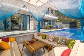 kiralık yazlık Villa Paris
