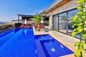 kiralık yazlık Villa Royal Duo