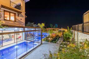 kiralık yazlık Villa Kaktüs Evi