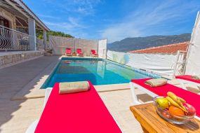 kiralık yazlık Villa Lotus