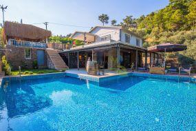 kiralık yazlık Villa Keyfinlice