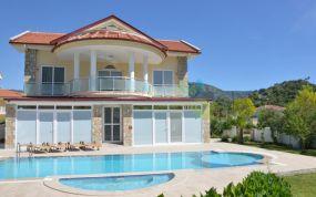 kiralık yazlık Villa Hankelma
