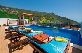kiralık yazlık Villa Amour Duo